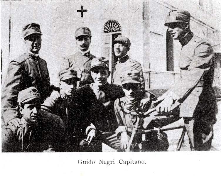 Guido Negri Capitano