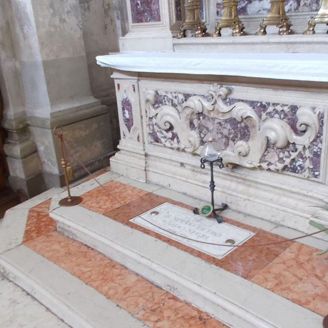 tomba di Guido Negri